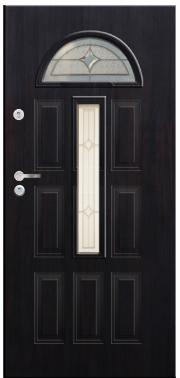 Drzwi Delta przeszklenie Umbrella pcv
