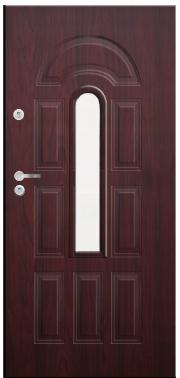 Drzwi Delta przeszklenie gotyk