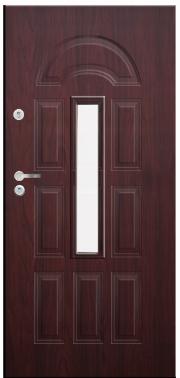 Drzwi Delta prostokąt długi pcv